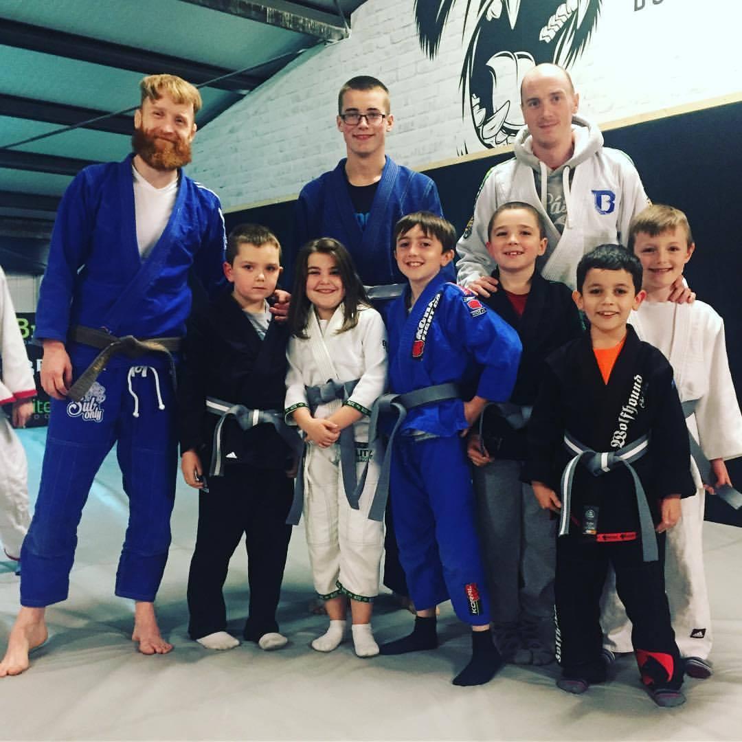 kids martial arts at sbgd24