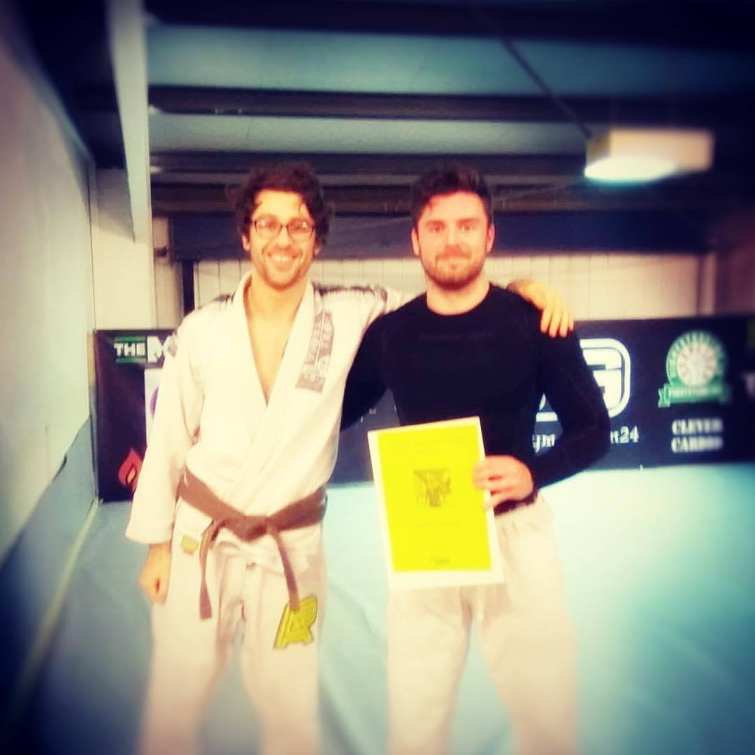 The SBG Dublin24 student of the month is Neil Tarpey